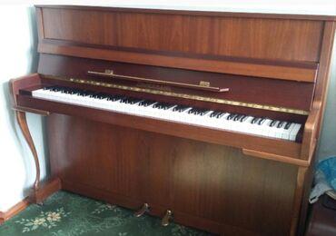 """пианино-чайка в Кыргызстан: Пианино """"zimmerman"""" немецкое.состояние нового, отличный внешний вид"""