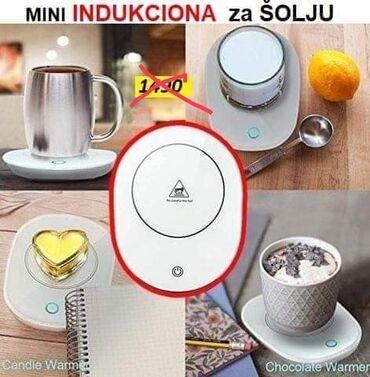 Stona lampa - Zajecar: Portabl grejač za šolju Inovativni gadget koji vam omogućava da ne