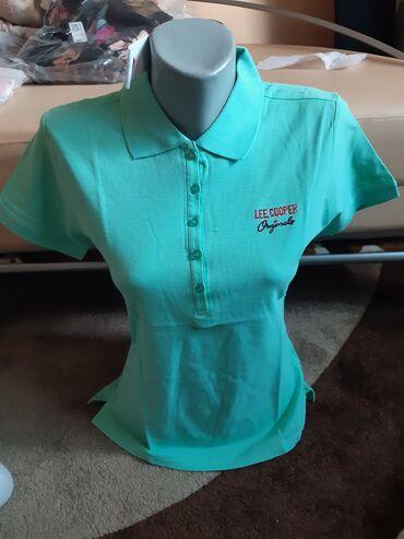Majica bruce lee - Srbija: Lee Copeer 100% pamuk - Ženska Polo majica MŽenska majica sa kragnom