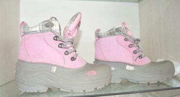Продаю новые ботинки North Face утепленные. Размер 34. С витрины без