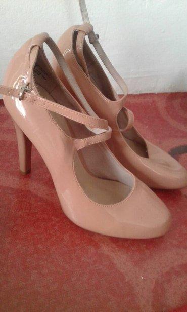 tufli lodochki 39 razmer в Кыргызстан: Продаю молочные туфли 38-39 размер новое ни разу не одевали