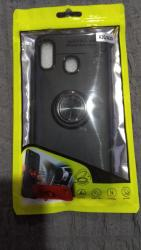 Salamlar Təzə paketin içində Qara rəngli Samsung Galaxy A20 və A30