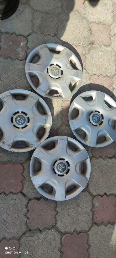 шинный центр кара балта in Кыргызстан   ШИНЫ И ДИСКИ: Колпаки 14 размер. Тойота