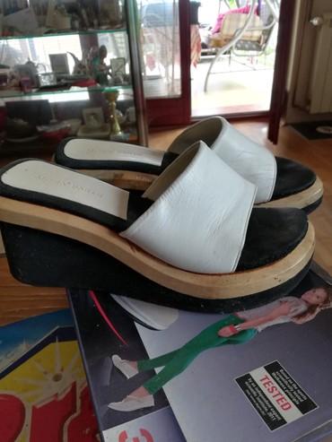 Predobre kožne papuče ,elegantne. plaćene 50e. br.38,5 - Krusevac - slika 2