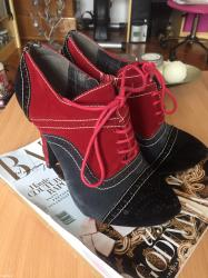 Cipele,37, kao nove, nosene 2 puta - Pozega
