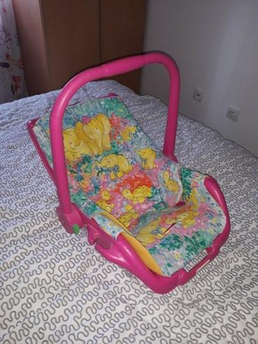 Ocuvana nosiljka za bebe - Novi Sad