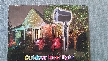 LED Laser Light Show - Odlican laser za dekoraciju-ukrašavanje