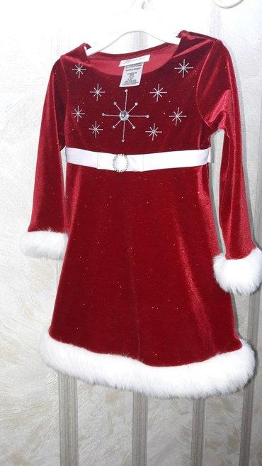 Новогоднее платье с америки в в Бишкек