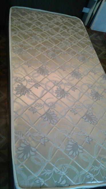 Кровать односпальная новая, покупной чек имеется... 0703925545 в Бишкек