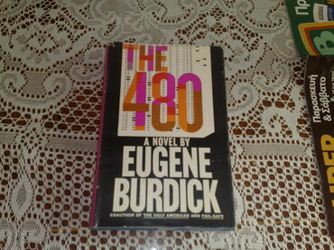 The 480 is a political fiction novel by Eugene Burdick (1964).[1]The