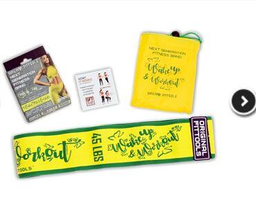 Резинки для медицинских масок - Кыргызстан: Тканевые резинки для фитнеса.Резинки из материала отличаются рядом