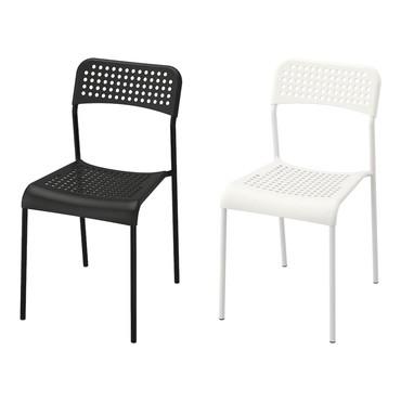 Новые стулья!!! Можно штабелировать, что позволяет экономить место при