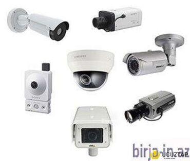 Kameraların quraşdırılması - Azərbaycan: Təhlükəsizlik kameraların quraşdirilmasi