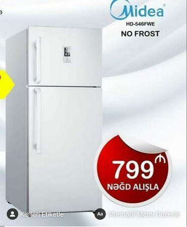 Электроника в Гёйчай: Новый Голубой холодильник