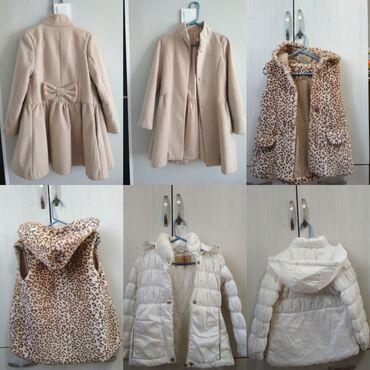 Личные вещи - Талас: - Пальто 11-12- Безрукавка11-12- Платье 12-13 лет- Сникерсы 36 рОчень