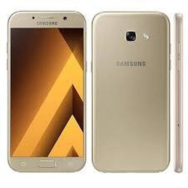 sumqayıt ev alqı satqısı 2018 в Азербайджан: Samsung 2017 A5 gold normal veziyyetdedi hec bir prablemi yoxdu