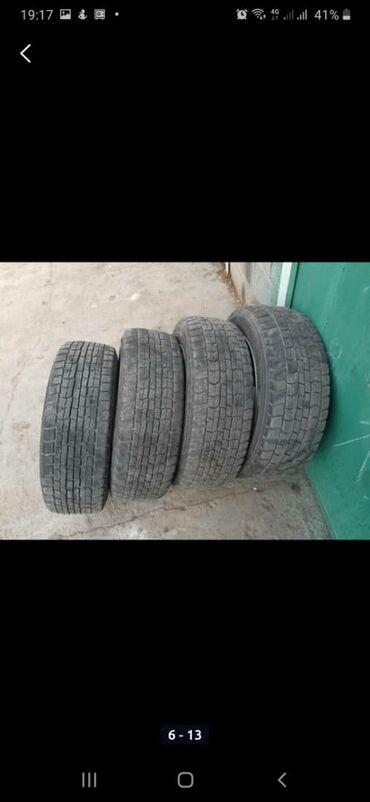 диски 4 100 14 в Кыргызстан: Продаю диски с резиной размер 4/100 175.65.R 14