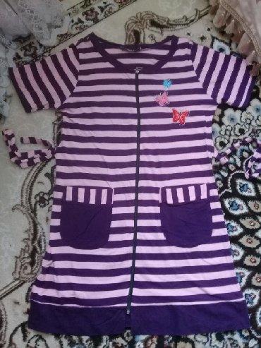 турецкий домашний халат в Кыргызстан: Халат. размер46