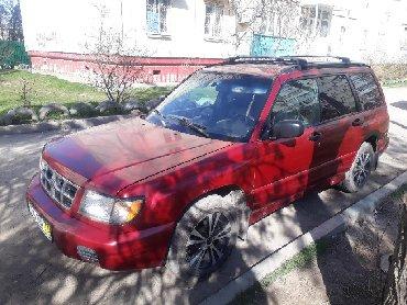 subaru-forester-бишкек-цена в Кыргызстан: Subaru Forester 2.5 л. 1999 | 300000 км