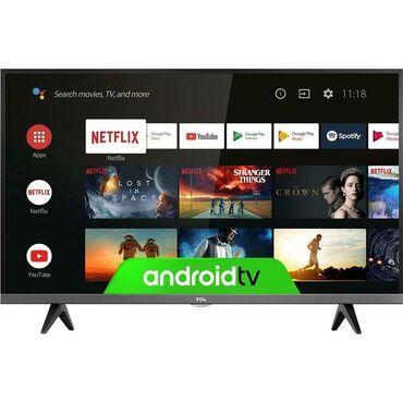 Телевизоры TCL Android   Доставка по городу бесплатно + установка   Т