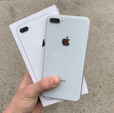 зарядка для гироскутера купить в Кыргызстан: Б/У iPhone 8 Plus 64 ГБ Белый