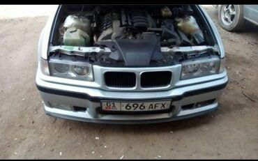 bmw m3 4 dct в Кыргызстан: BMW M3 2.5 л. 1994 | 111111111 км