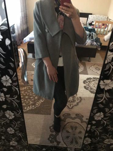 Продаю пальто! Новое. Размер 42-44 в Бишкек