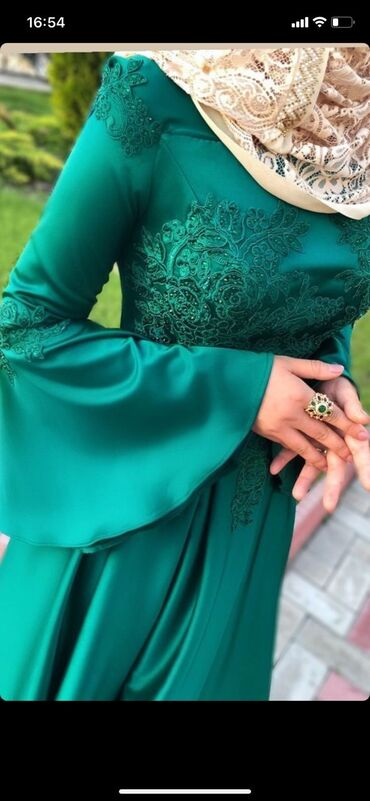 длинное платье с вырезом на ноге в Кыргызстан: Продам платье от COSMOBELLA Реальному клиенту уступлю  Size:40 Цвет:из