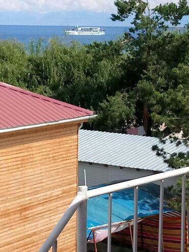 Сдаю комнаты номера на берегу Иссык-Куля 2 3 4 5 6 местные до берега