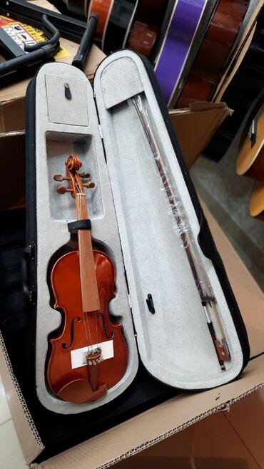 Скрипки - Азербайджан: Skripka Domingues alman firmasi 4/3 teze pakofqa
