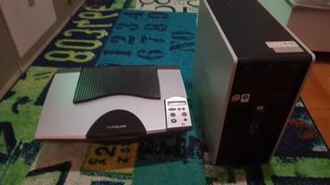 Elektronika | Novi Sad: Prodajem računar HP Pentijum 4 i štampač