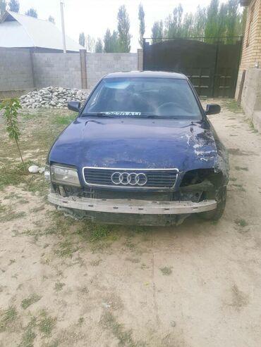 audi a4 2 8 tiptronic в Кыргызстан: Audi A4 Allroad Quattro 2.8 л. 1997