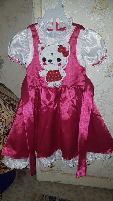 Продаю Новое красивое платюшко на худенькую малышку от 3,5-5 лет в зав в Лебединовка