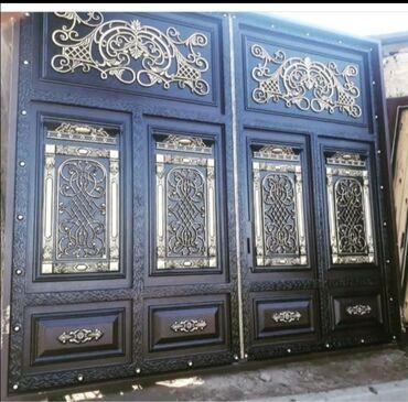 Darvazalar iwmiw - Azərbaycan: Darvaza darvazalar seyf qapilar her novde her olcude qiymetler