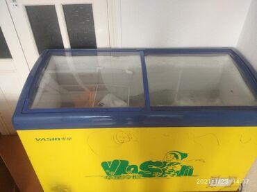Морозильник сатылат витринный 14мин с ак 8 мин