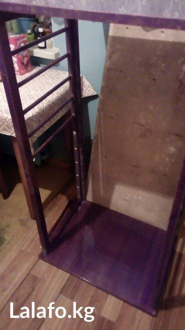 Срочно Продам детскую кроватку. Всю отмыли и привели в порядок. в Бишкек