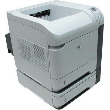 Высокоскоростной ч/б принтер hp laserjet p4015x
