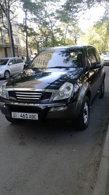 Ssangyong Rexton 2002 в Бишкек
