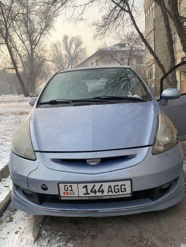 spojler honda в Кыргызстан: Honda Fit 1.5 л. 2008 | 133233 км