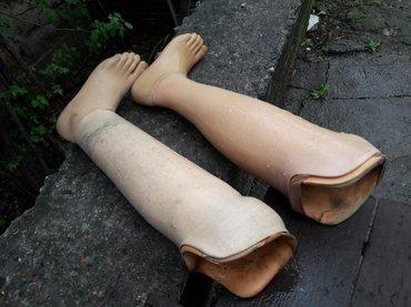 Протез ноги левая в Бишкек