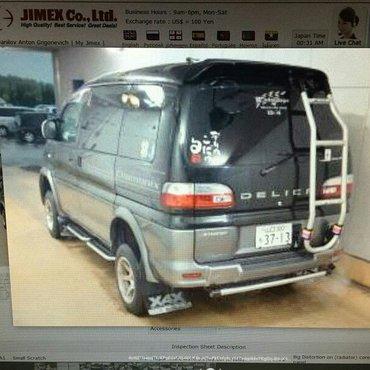 запчасти на японские авто в Кыргызстан: Делика в разбор есть все !!! 12й мкр район церкви Автозапчасти на