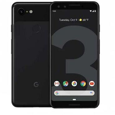 Google Nexus в Кыргызстан: New* Google Pixel 3a (4/64) (черный, белый) запечатанный