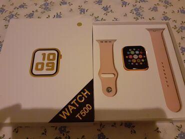 T500 Smart watch. 70manata alınıb1)Blutuzla telefona