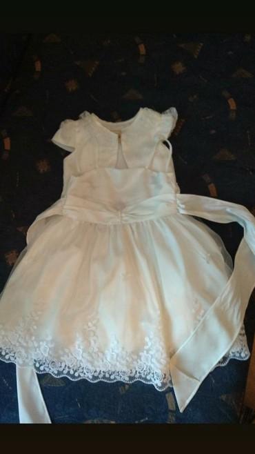 Детский мир - Кыргызстан: Красивое платье с болеро на девочку 1-2 года