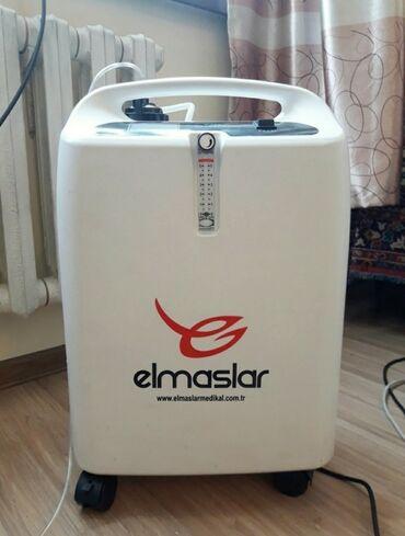 Новый кислородный концентратор el maslar (5 литров) Очень легко