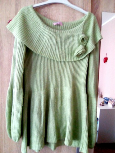 Pletena jaknica - Srbija: Tunika,haljinica,pletena