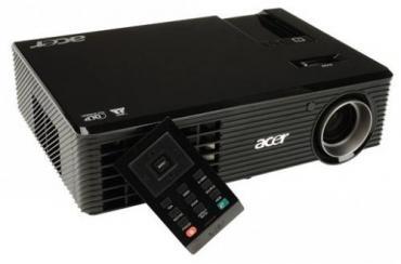 Acer X110P - портативный проектор технология: dlp поддержка: в Бишкек