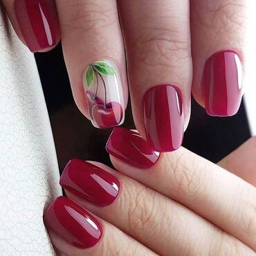 Мода, красота и здоровье - Беловодское: Акция! Акция! Акция!Маникюр гель лак дизайн 500сНаращивание ногтей