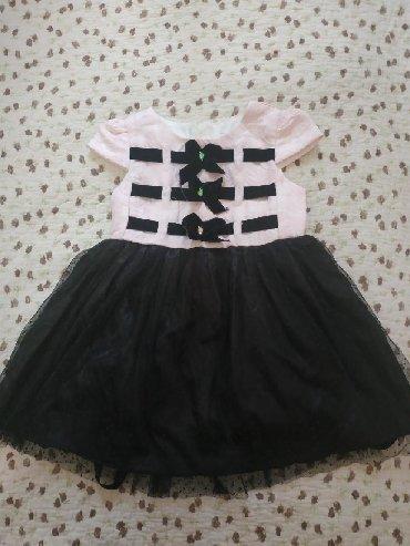 Детские платья в Кыргызстан: Платье на 3 года х/б подклад, очень качественное