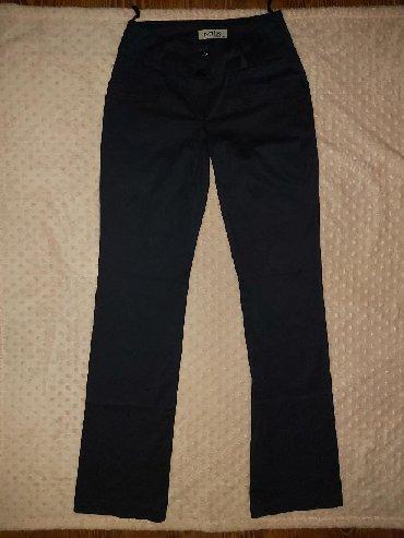 Pantalone-jako - Srbija: Elegantne pantalone jako lepo stojeDuzina 105cmStruk 36cmButina